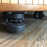 leveling casters